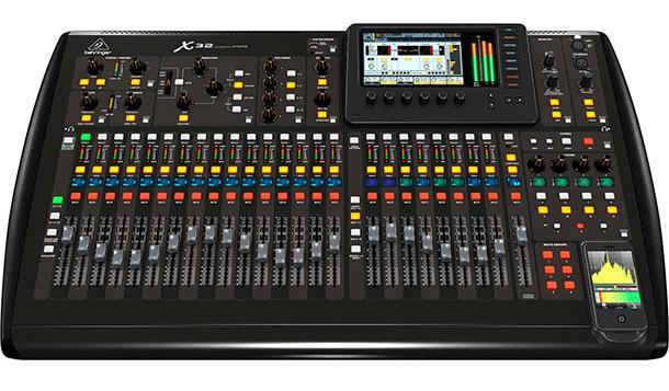 Audio, DJ and sound