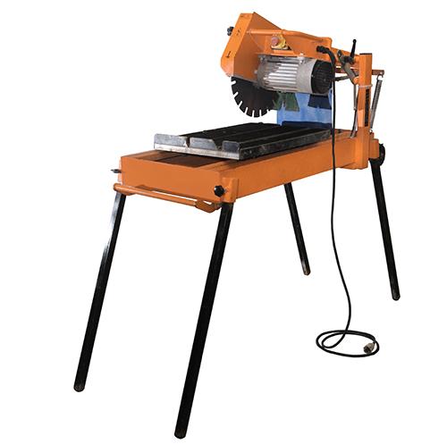 Steen-tafelzaagmachine 600mm 230v