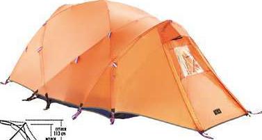 Mountain Hardwear Annapurna 2   4 Seasons Tent