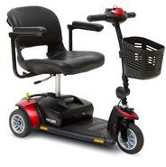 Elektrische scooter 3 wielen
