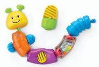 * Toy - Snap Lock Caterpillar (544)