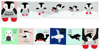 * Toy / Cloth Book Penguin (548)