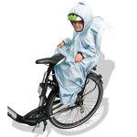Regencape voor fietsstoel (891)
