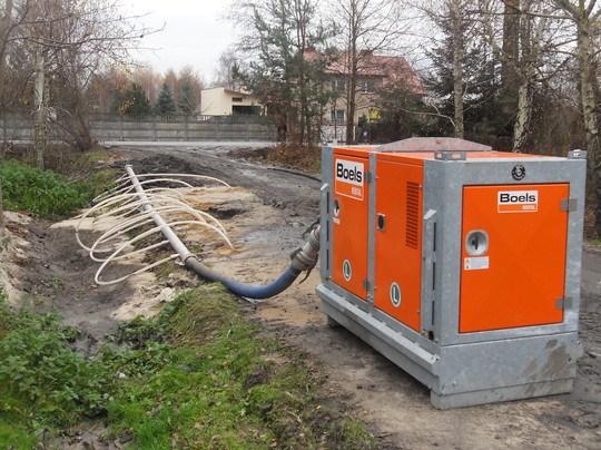 Dewatering Pump Diesel