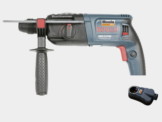 Hammer drill, 16 mm