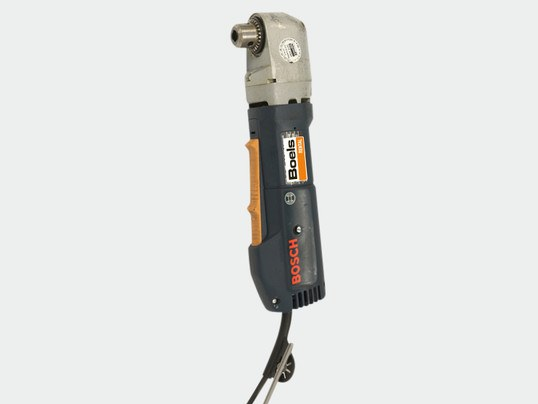 Angle drill