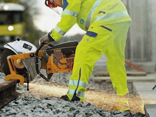 Rail Saw, Petrol, K1250 Rail 14
