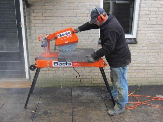 Bench saw, l=600 mm, h=105 mm
