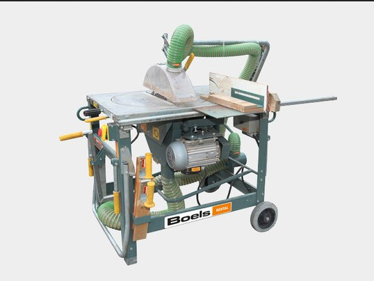 Bench saw up to 400 mm