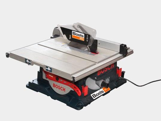 Bench saw, 250 mm