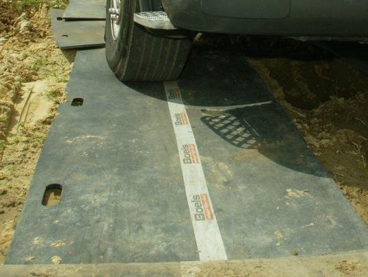 Road mats