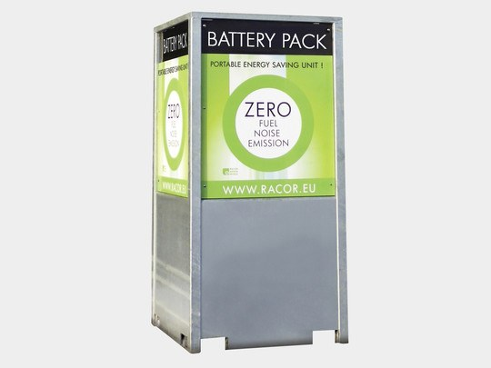 Prof Guard Battery Pack