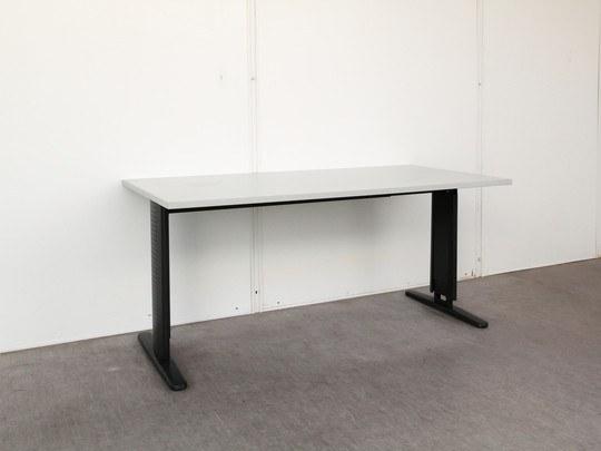 Desk, 160 X 80 Cm, Adjustable Height
