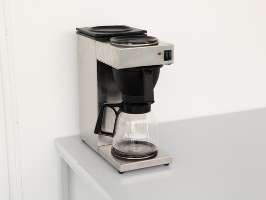 Coffee Maker, 2 X 12 Cups