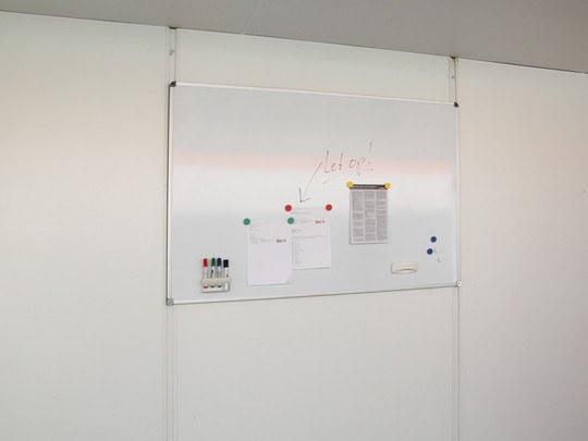 White Board, 90 X 120 Cm