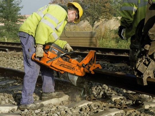 Rail Saw, Petrol, K1250 Rail 16