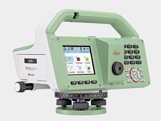 Digital precision levelling instrument