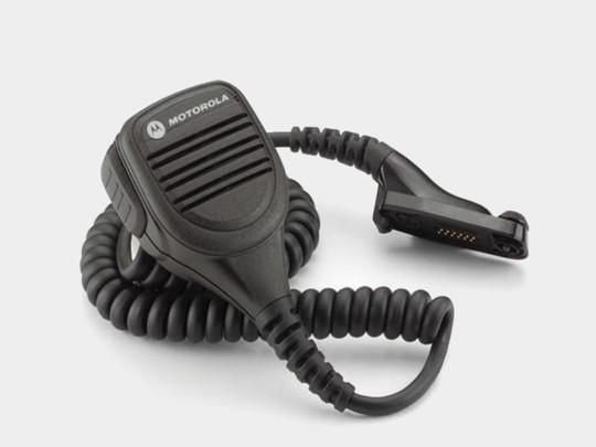 Luidspreker/Microfoon (Motorola 4000 Serie)