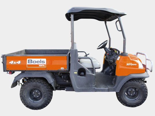 Site Carrier, 4Wd, 2-Person