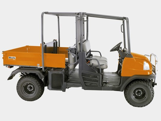 Site Carrier, 4Wd, 4-Person