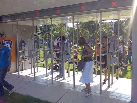 Crowd Gate Event Access Control