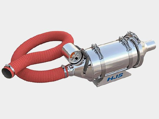 Soot Filter - Catalytic Converter
