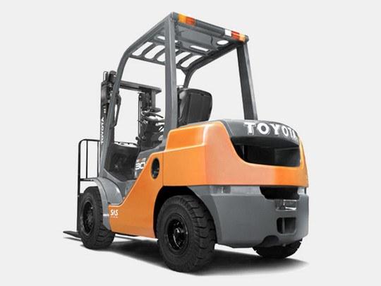 Chariot Élévateur Diesel 3,0 Tonnes