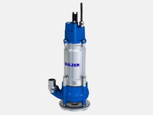 Pompe Submersible Pour Égouts 400 V 60 M³