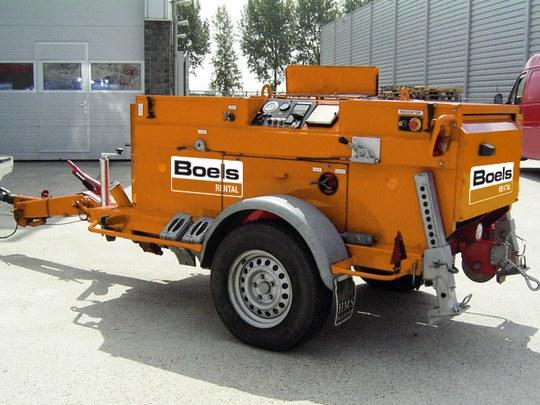 Treuil Tire-Câble