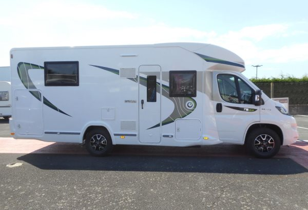 Chausson 718 XLB Special Edition