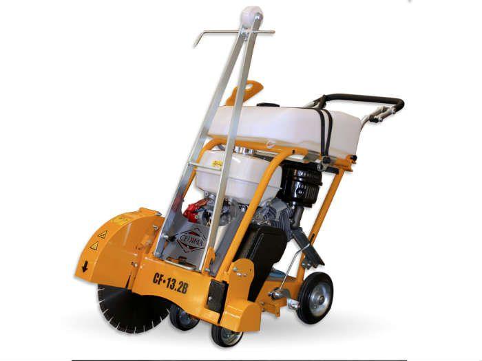 Concrete or asphalt floor saw (1)