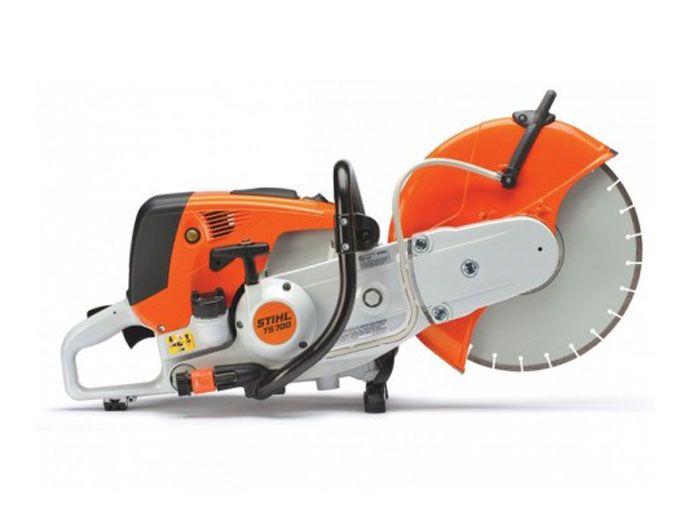 Gasoline chain saw for concrete (1)