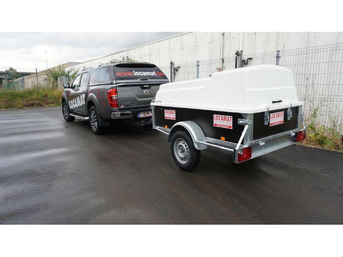 Luggage trailer (1)