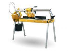 Tegelsnijden op tafel, snijden  (1)