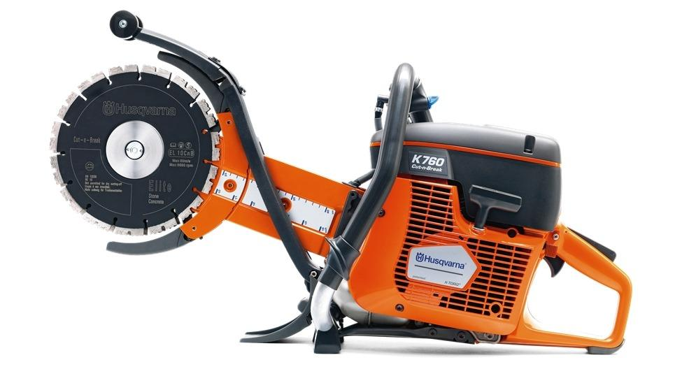 Grooving disc 230 mm petrol 2t with water working depth 40 cm max. (1)