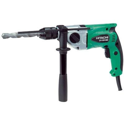 Drill 220v mechanical hammer drill with 13mm self-clamping chuck (1)