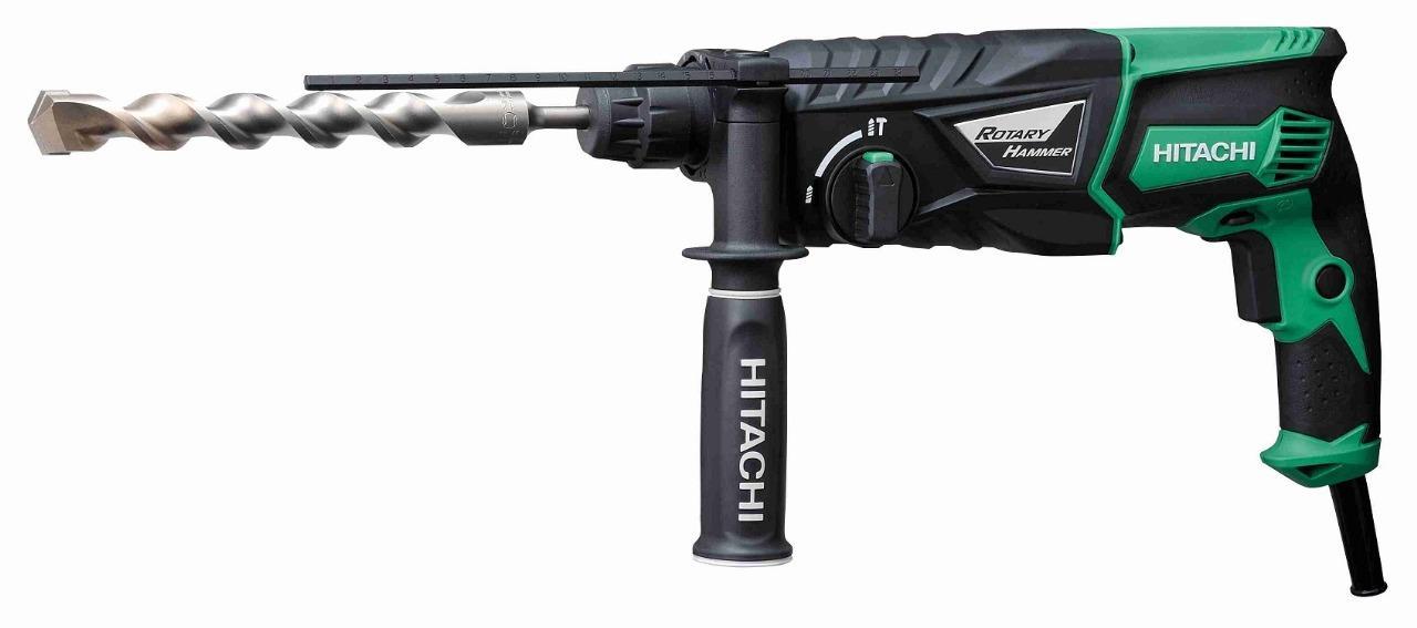 Drill 220v pneumatic drill sds 3,2j max diameter 26mm, 2.8kg (1)