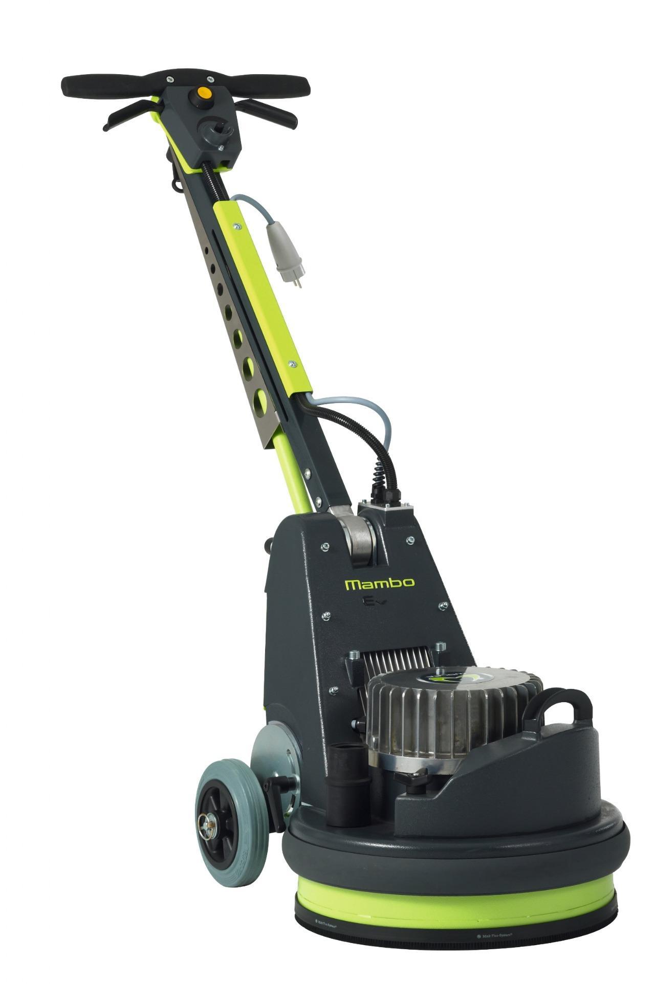 Disc sander wolff pro 80kg for sanding of various floor coverings (option: vacuum cleaner) (1)