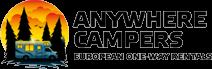 Anywhere Campers Liège