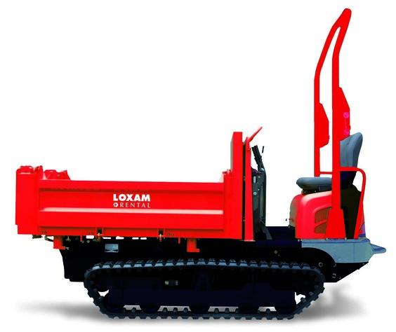 Thermal crawler conveyor (1)