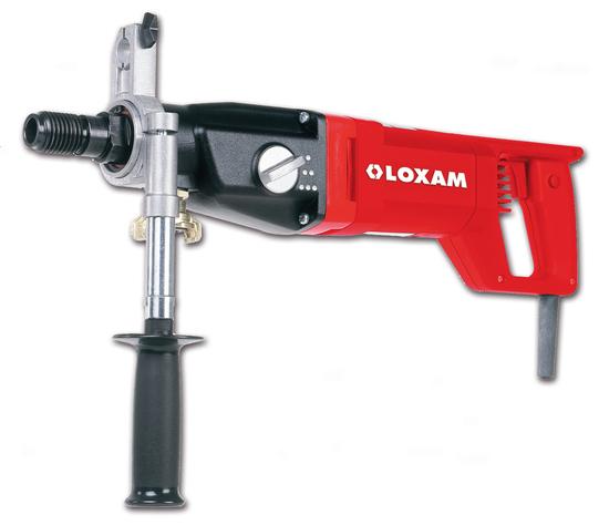 Portable electric drill (1)