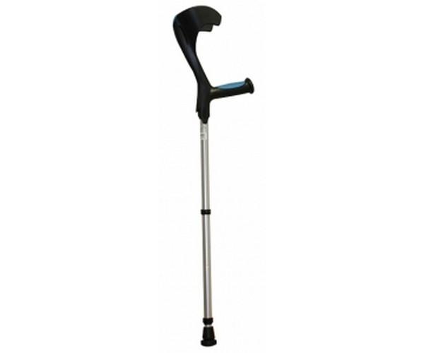 Crutches - black - 96 to 122 cm (1)