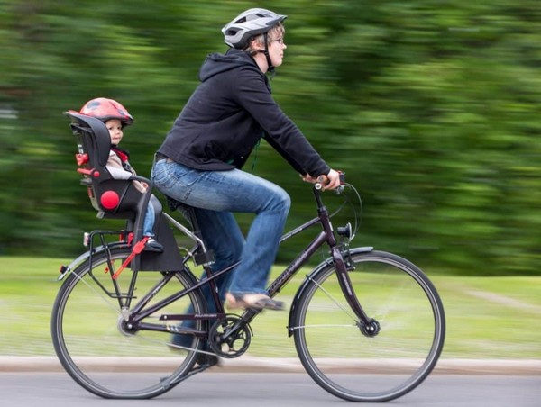 Child seat for bicycle